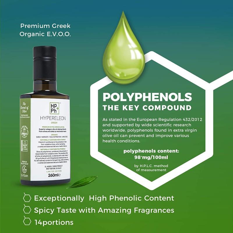 <center>''The Secret of Olive''</center><center>Hypereleon</center><center>Limited Green Edition</center>